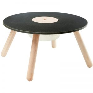 EarthHero - Round Chalk Kids Table - 1