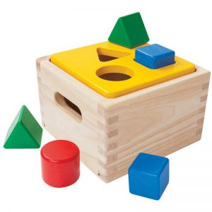 EarthHero - Shape & Sort Shape Sorter - 1