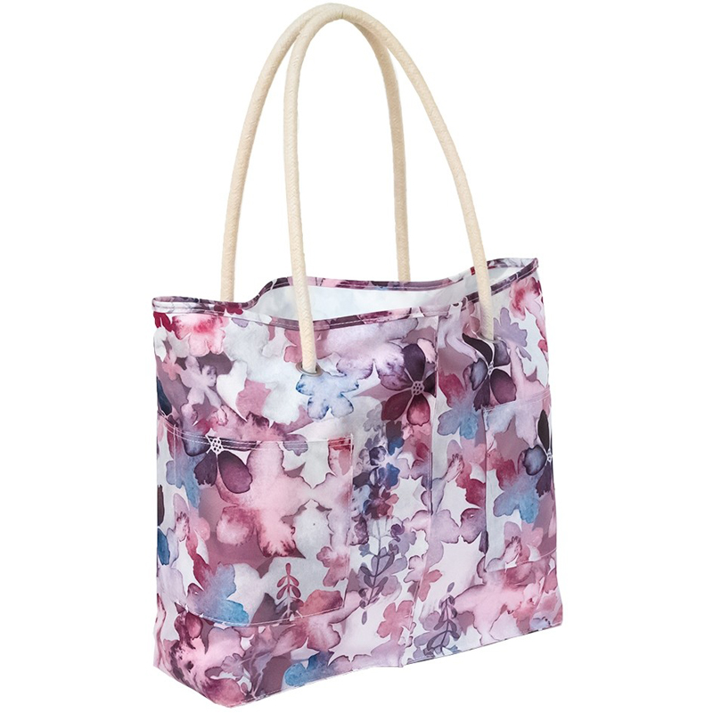 EarthHero - Caprice Tote Bag - Wildflower Print
