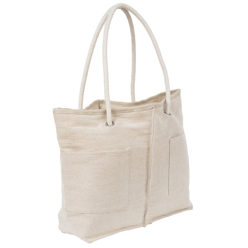 EarthHero - Hemp Cotton Caprice Tote Bag 1