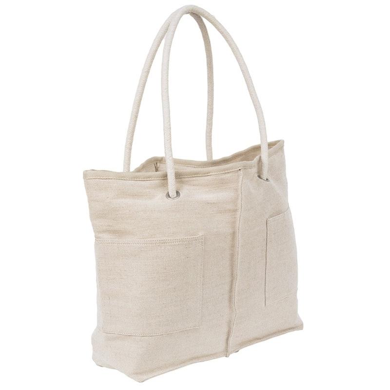 EarthHero - Hemp Cotton Caprice Tote Bag 1