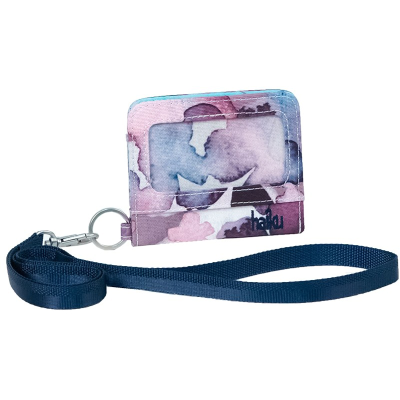 EarthHero - Access Lanyard Wallet - Wildflower Print