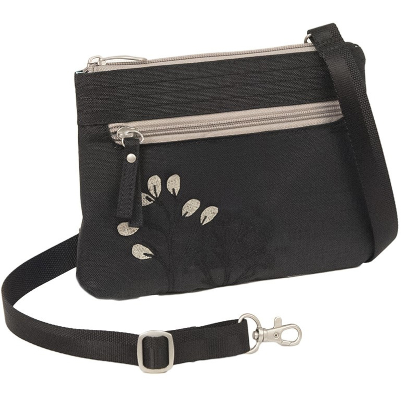 EarthHero - Impulse Crossbody Bag - Black Morel