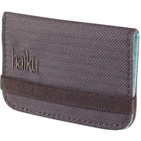 EarthHero - Mini RFID Wallet - Shale