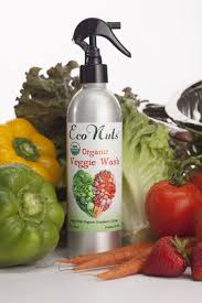 Eco Nuts Non-Toxic Cleaning Products Veggie Wash EarthHero