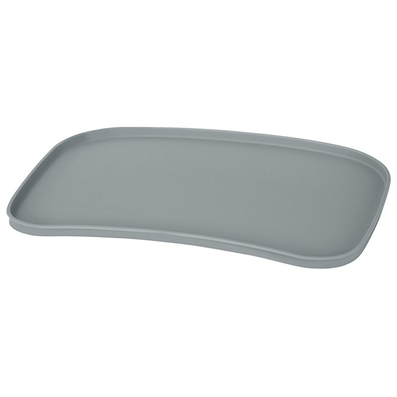 EarthHero - Kids Silicone Placemat - Gray