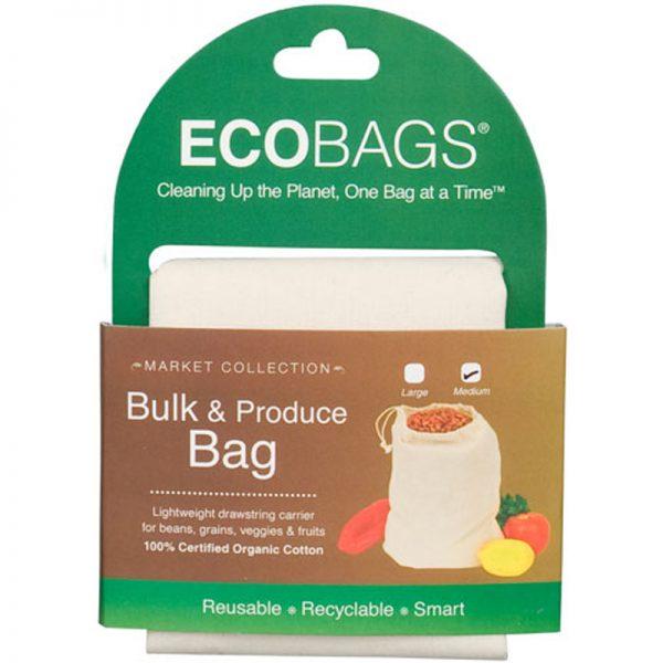 EarthHero - Organic Cotton Reusable Produce Bag - 2