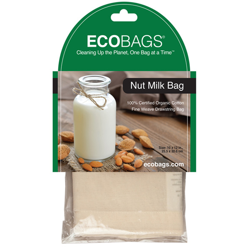 EarthHero - Organic Cotton Nut Milk Bag - 1