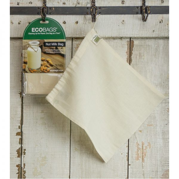 EarthHero - Organic Cotton Nut Milk Bag - 2
