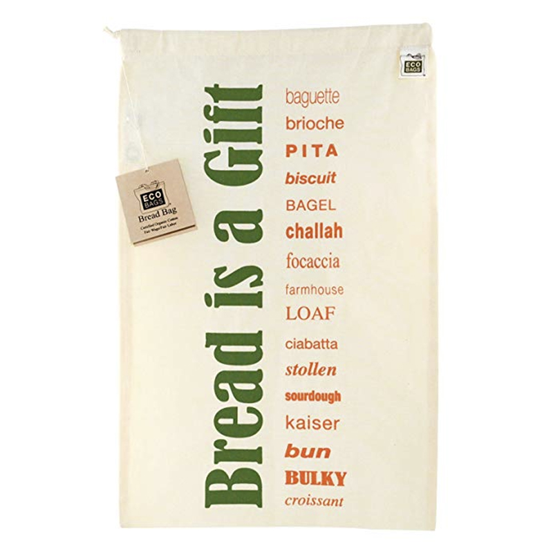 EarthHero - Organic Cotton Bread Bag - 2