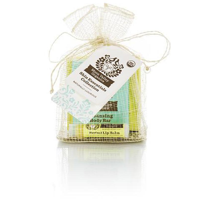 EarthHero - Mint + Sea Mineral Organic Skin Care Bundle - 1
