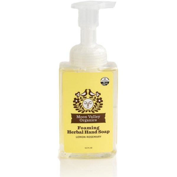 EarthHero - Lemon Rosemary Foaming Liquid Organic Soap - 1