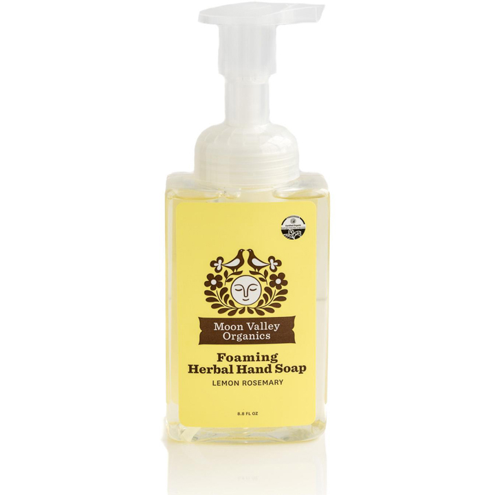 EarthHero - Lemon Rosemary Foaming Liquid Organic Soap - 1