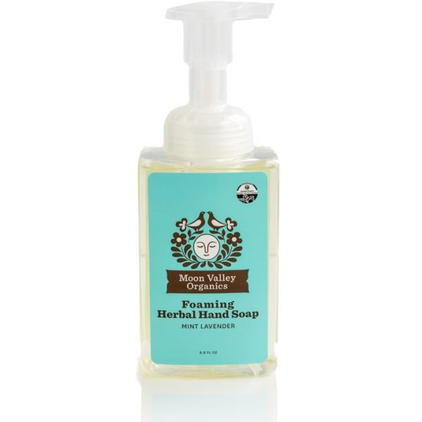EarthHero - Mint Lavender Foaming Liquid Organic Soap - 1