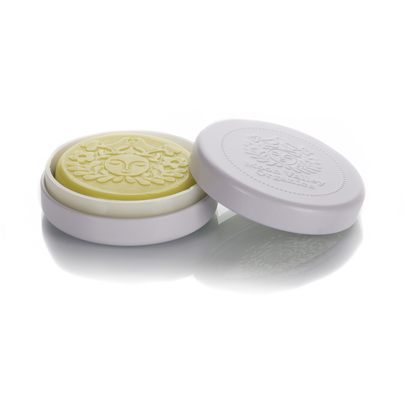 EarthHero - Bergamot Geranium Lemon Organic Lotion Bar - 3