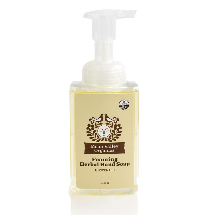EarthHero - Unscented Foaming Liquid Organic Soap - 1