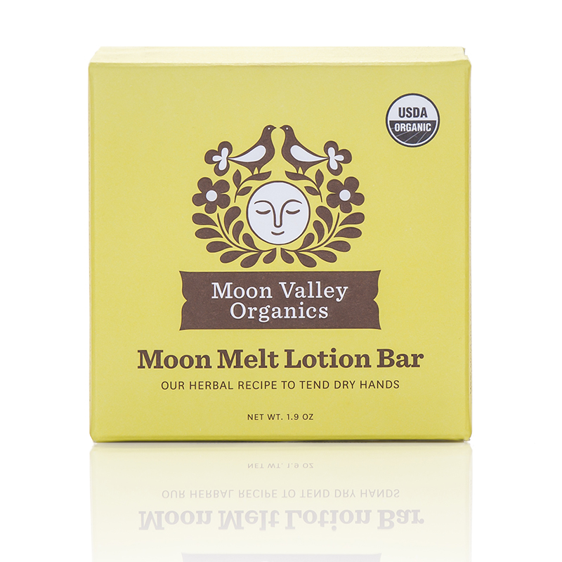EarthHero - Vanilla Lemon Organic Lotion Bar - 1