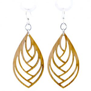 EarthHero - Embraced Eco-Friendly Bamboo Earrings 1