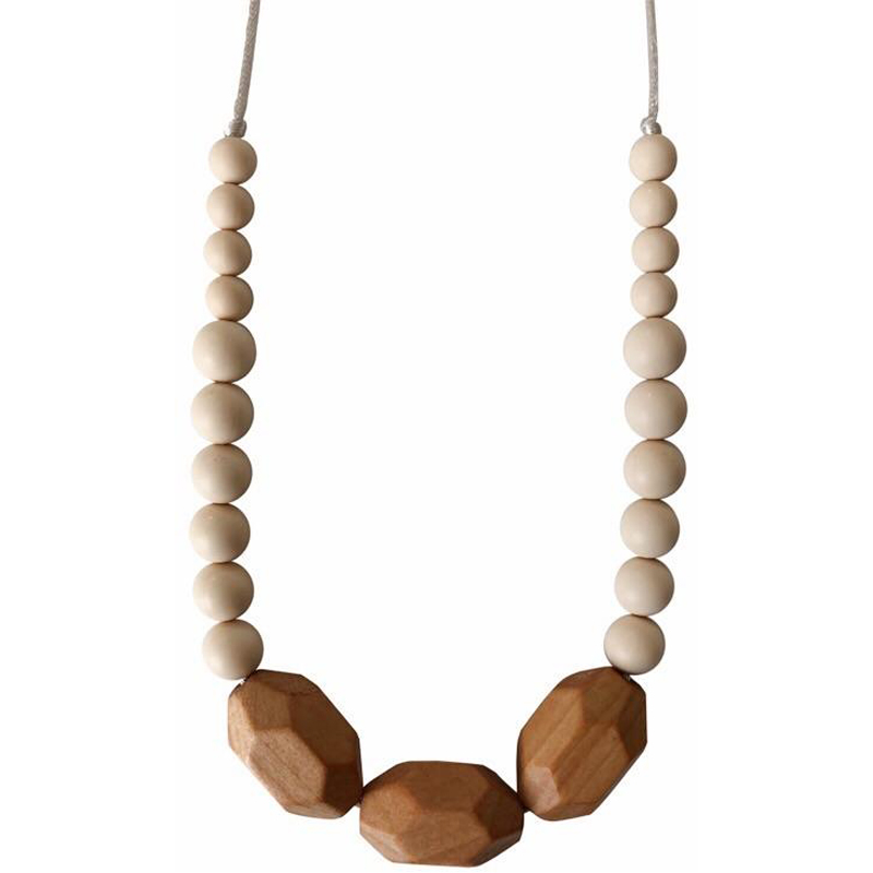 EarthHero - Austin Silicone Teething Necklace - 1