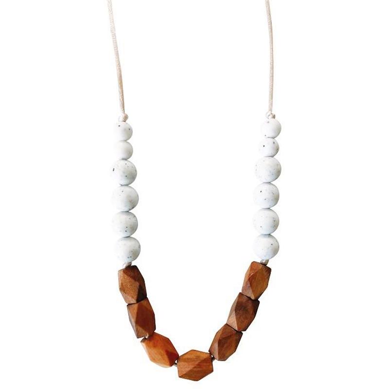 EarthHero - Harrison Silicone Teething Necklace - 1