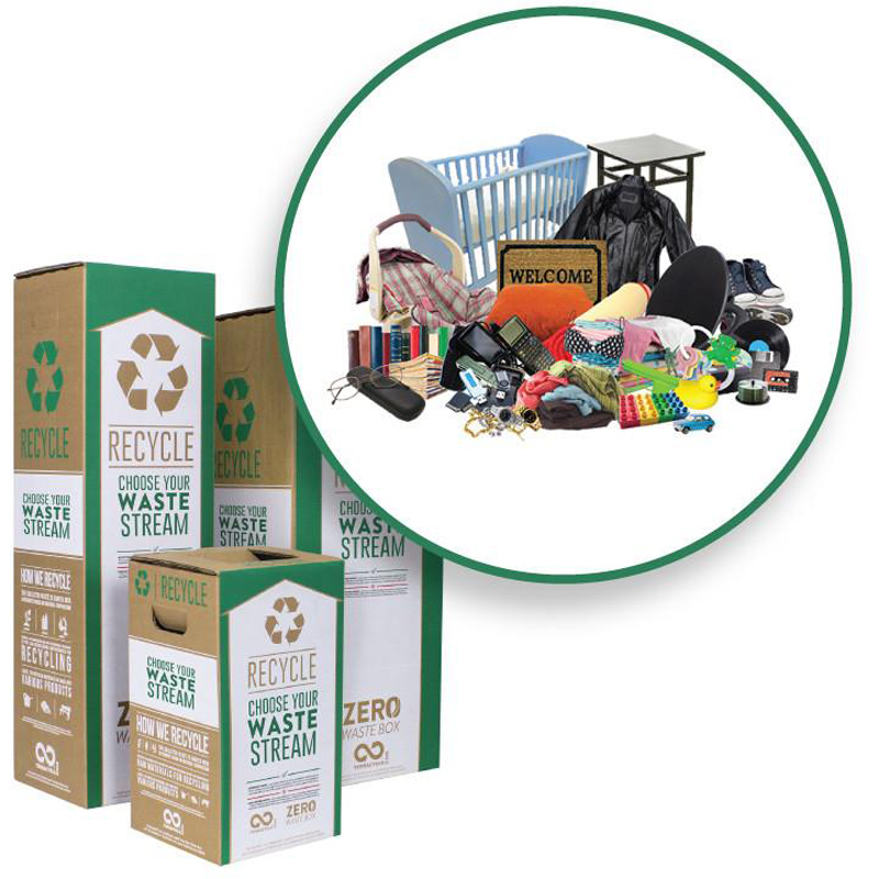EarthHero - TerraCycle Bedroom Separation Zero Waste Box - 1