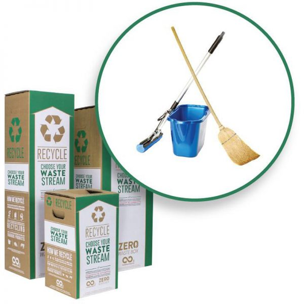 EarthHero - TerraCycle Cleaning Supplies and Accessories Zero Waste Box - 1