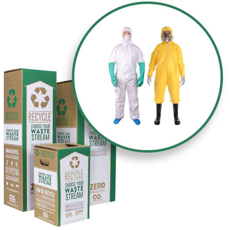 EarthHero - TerraCycle Disposable Garments Zero Waste Box - 1