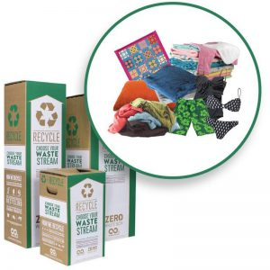 EarthHero - TerraCycle Fabrics and Clothing Zero Waste Box - 1