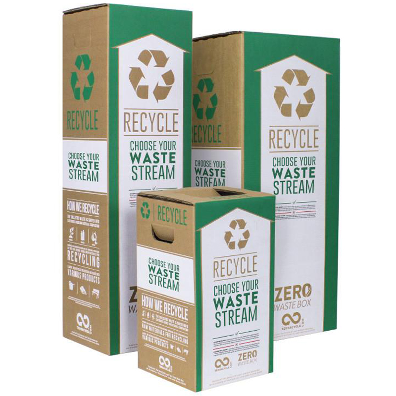 Beard Nets and Earplugs Zero Waste Box - 1