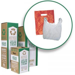 EarthHero - TerraCycle Plastic Grocery and Shopping Bags Zero Waste Box - 1