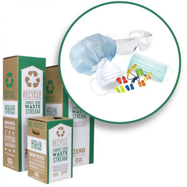 EarthHero - TerraCycle Safety Equipment and Protective Gear Zero Waste Box - 1