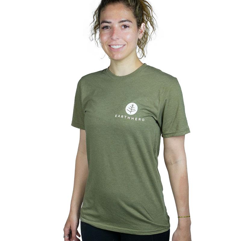 """EarthHero - Unisex EarthHero """"Shop Like You Give A Sh*t"""" T-Shirt - 2"""