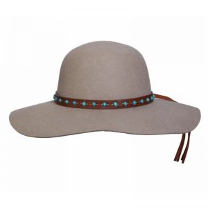 EarthHero - 1970's Boho Wool Hat - 1