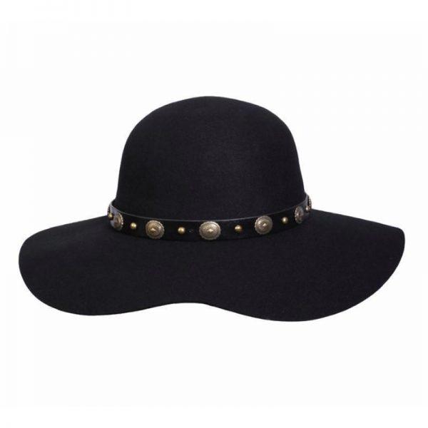 EarthHero - Avondale Boho Wool Hat - 1