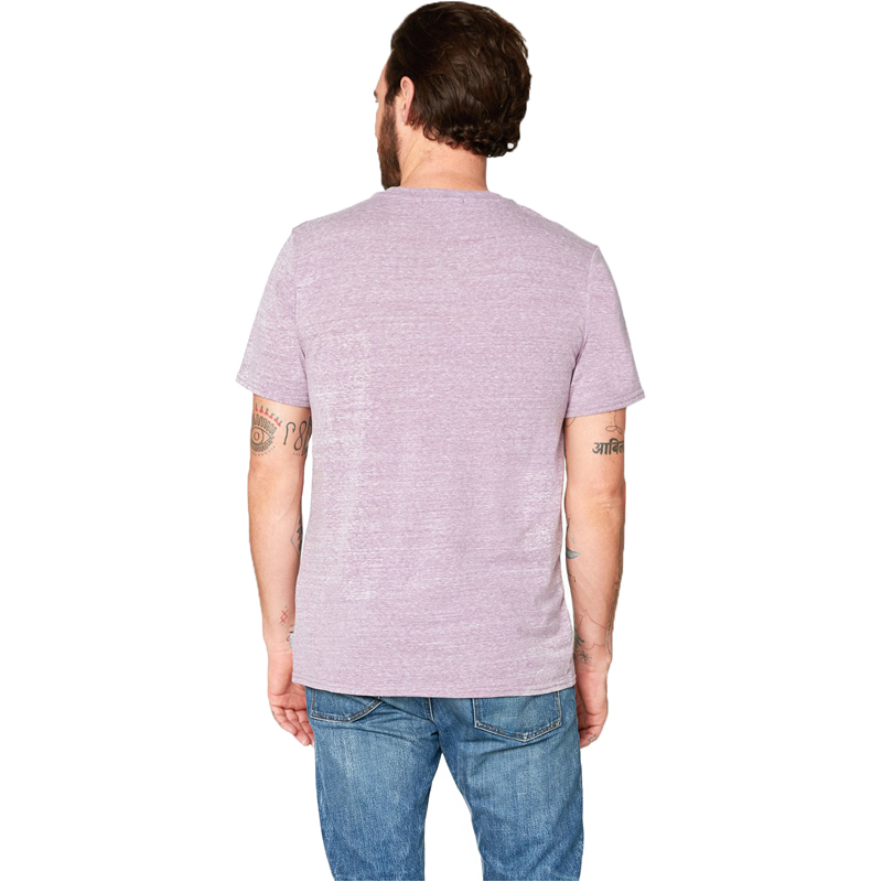 EarthHero - Men's Crew Neck Tri Blend Shirt - 2