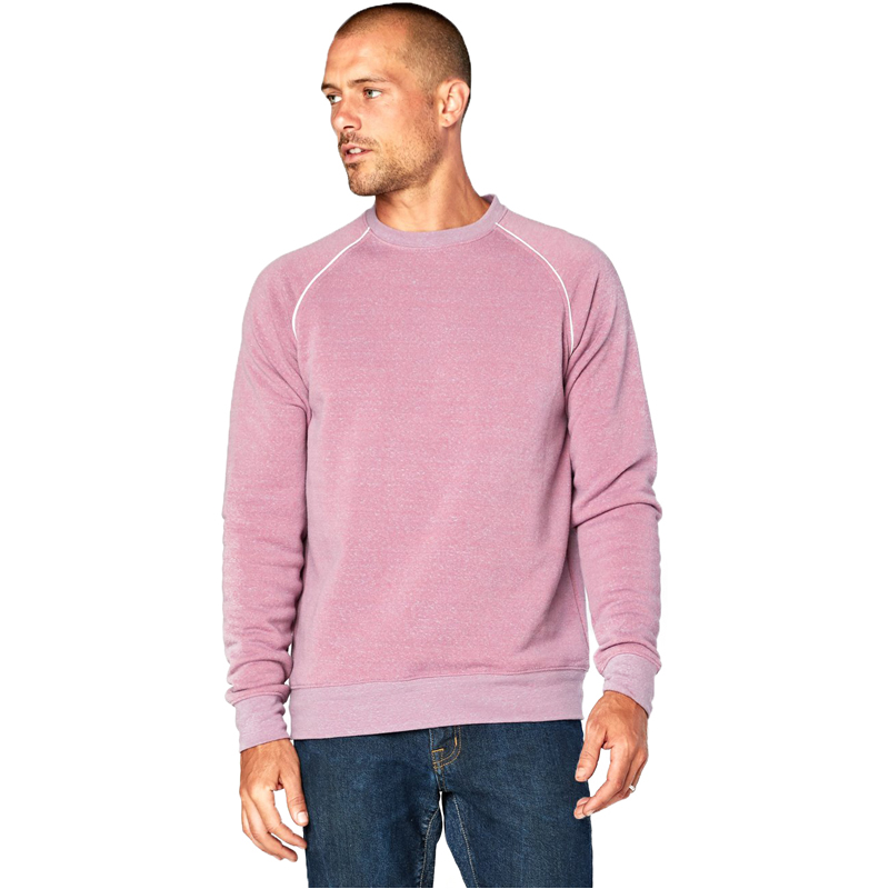 EarthHero - Men's Kit Triblend Fleece Pullover - 1