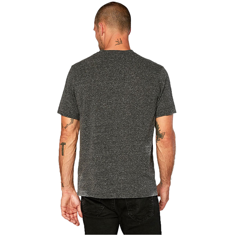 EarthHero - Men's Graphic Joshua Tree Tri Blend Shirt  - 2