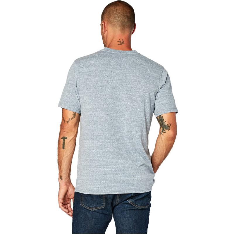 EarthHero - Men's V-Neck Tri Blend Shirt - 3