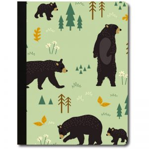EarthHero - Bear Recycled Composition Notebook - 1