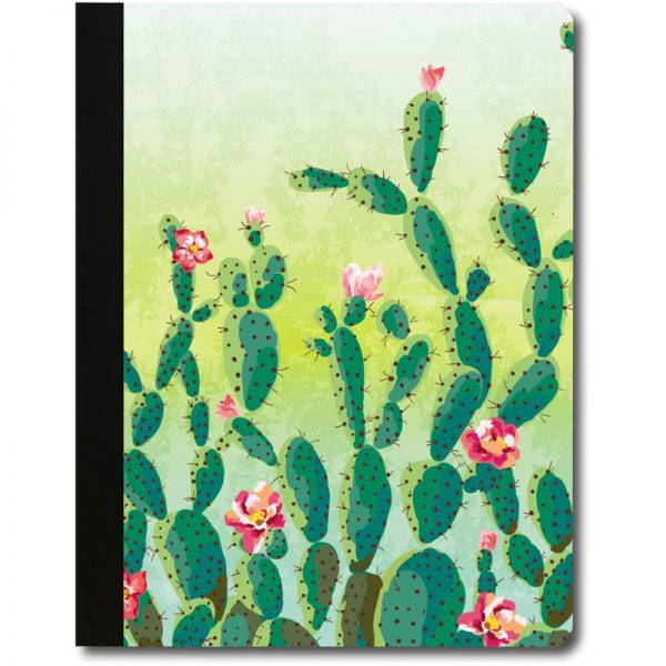 EarthHero - Cactus Flower Recycled Composition Notebook - 1