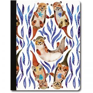 EarthHero - Otter Joy Recycled Composition Notebook - 1
