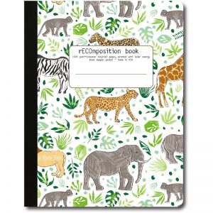 EarthHero - Savanna Recycled Composition Notebook - 1