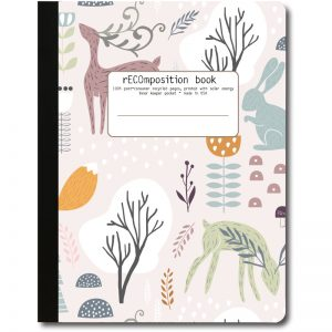 EarthHero - Woodlands Recycled Composition Notebook - 1