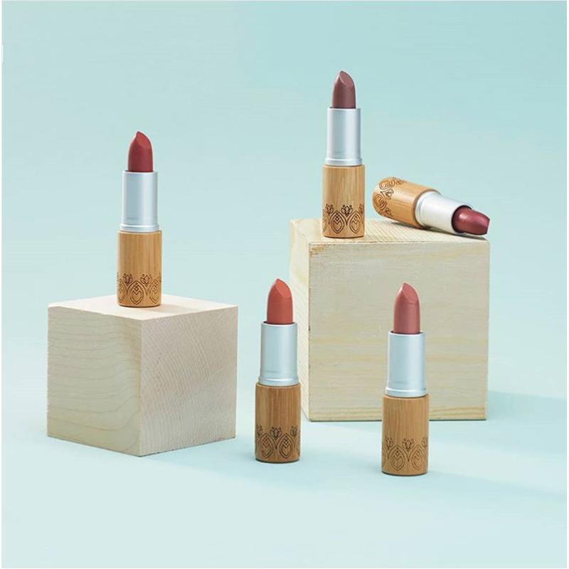 EarthHero - Warrior Crème Organic Lipstick - 3