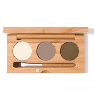 EarthHero - Gifted Pressed Natural Eyeshadow Trio - 1