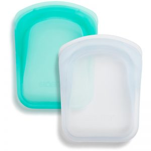 EarthHero - Reusable Silicone Pocket Stasher Bags 2pk - 1