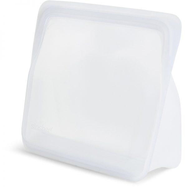 EarthHero - Reusable Silicone Stand Up Stasher Bag  - 2