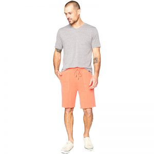 EarthHero - Men's Micah Organic Cotton Terry Shorts - 1