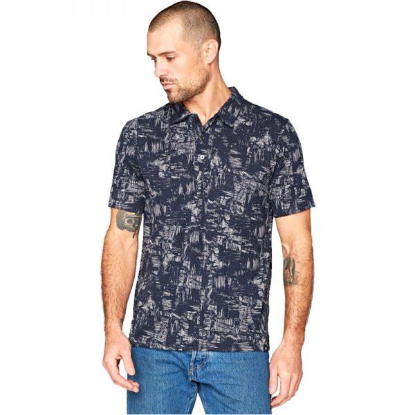 EarthHero - Men's Polo Tri Blend Shirt  - 1