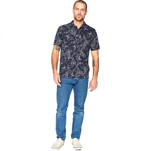 EarthHero - Men's Polo Tri Blend Shirt  - 4